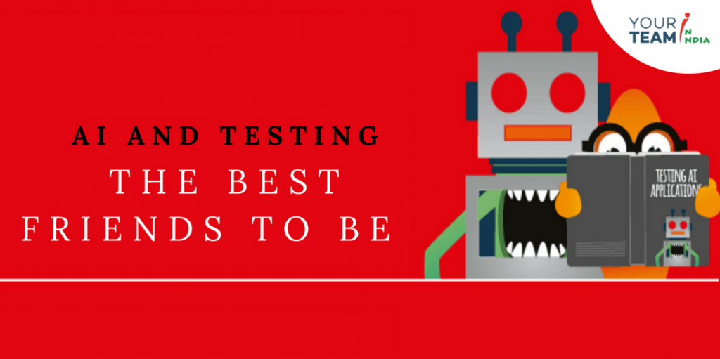 AI and Testing - The Best Friends to be
