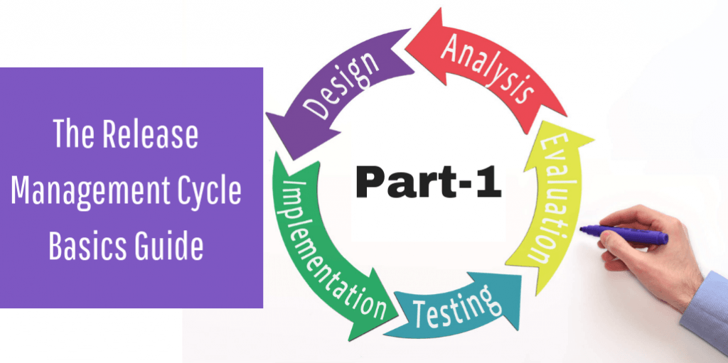 The Release Management Cycle Basics Guide Part 1