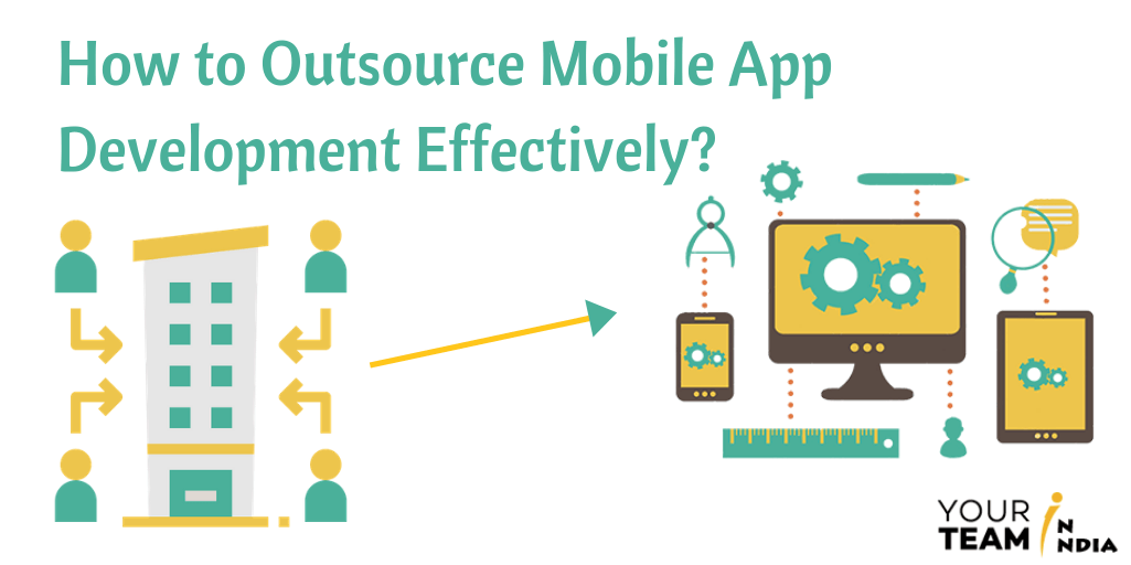 How To Outsource App Development Effectively - YourTeaminIndia