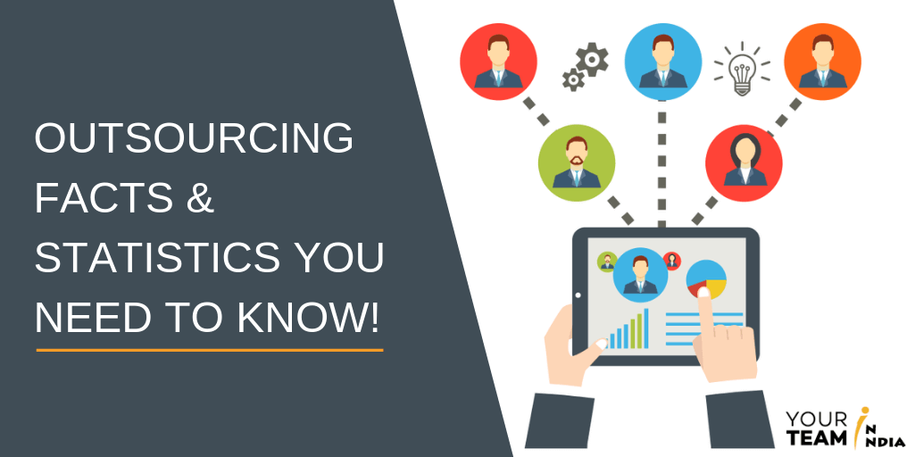 Outsourcing Facts and Statistics You Need To Know -YourTeaminIndia