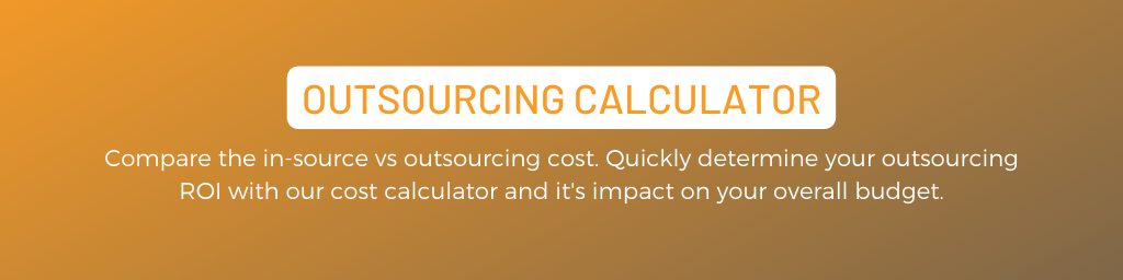 Outsourcing ROI Calculator