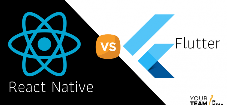 React Native vs Flutter – Choose Your Hero