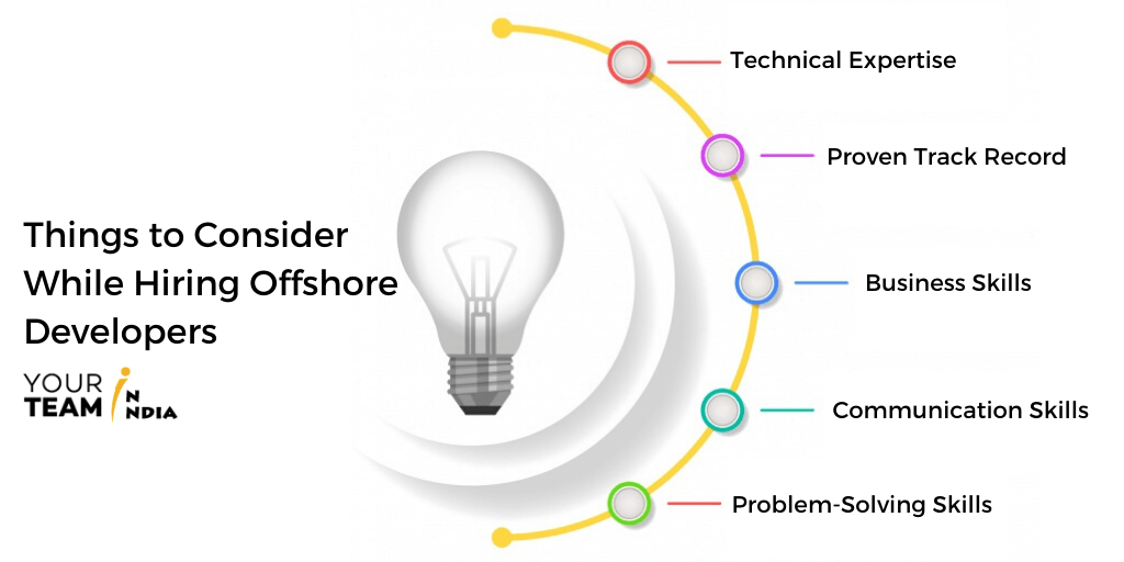 Things to Consider while Hiring Offshore Developers