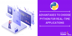 Advantages to Choose Python for Real-Time Applications!