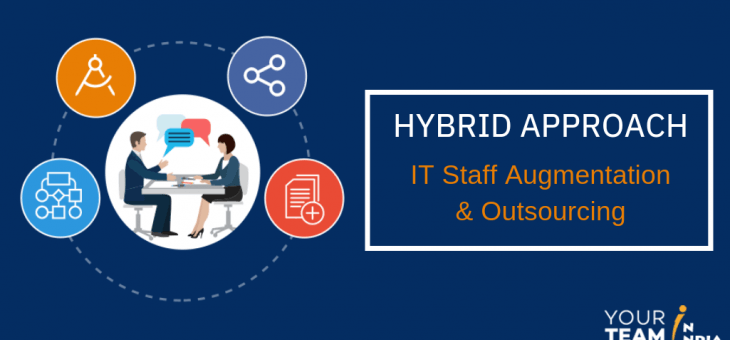 Hybrid Approach – IT Staff Augmentation & Outsourcing