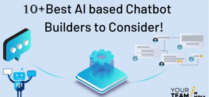 10+ Best AI based Chatbot Builders to Consider!