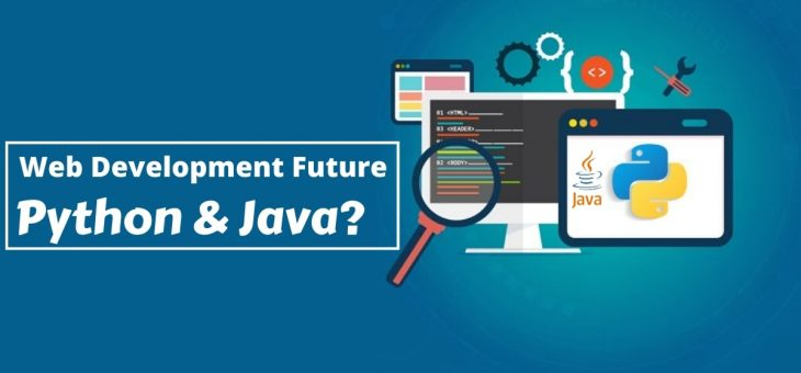 Web Development Future – Python & Java?