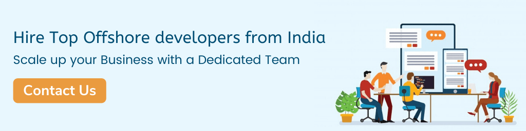Hire Top Offshore Developers from India