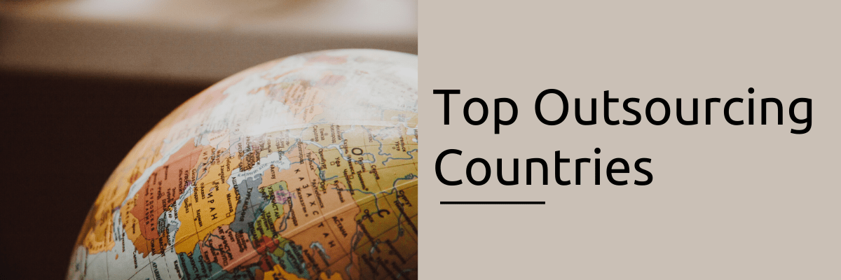 Top Outsourcing Countries