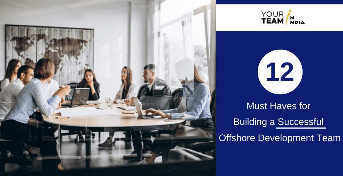 build offshore development team