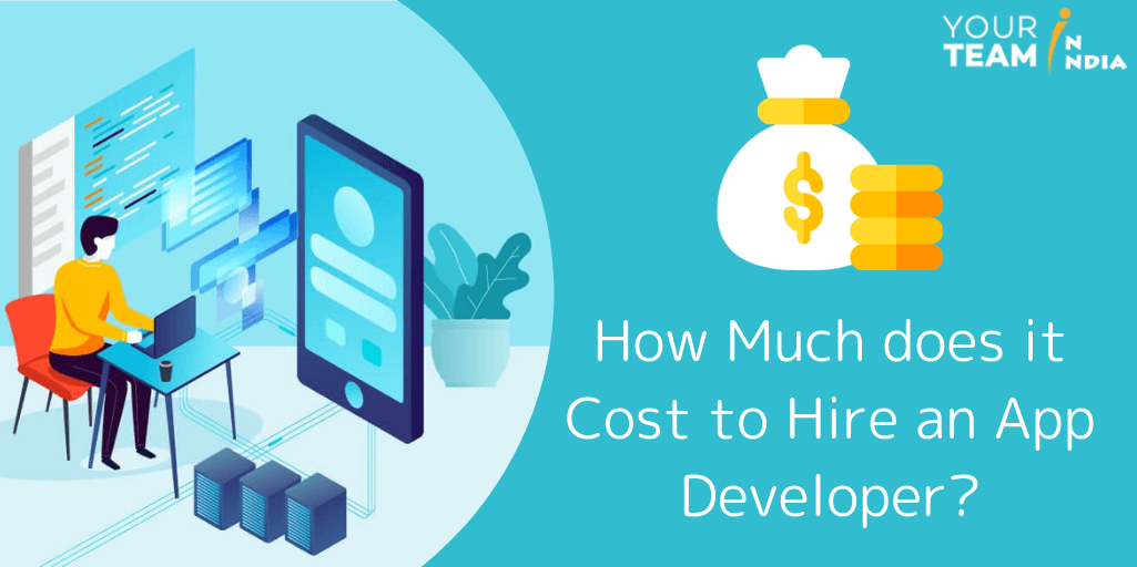 Actual Cost to Hire an App Developer | Things to Consider