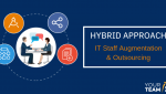 Hybird Approach - IT Staff Augmentation and Outsouring