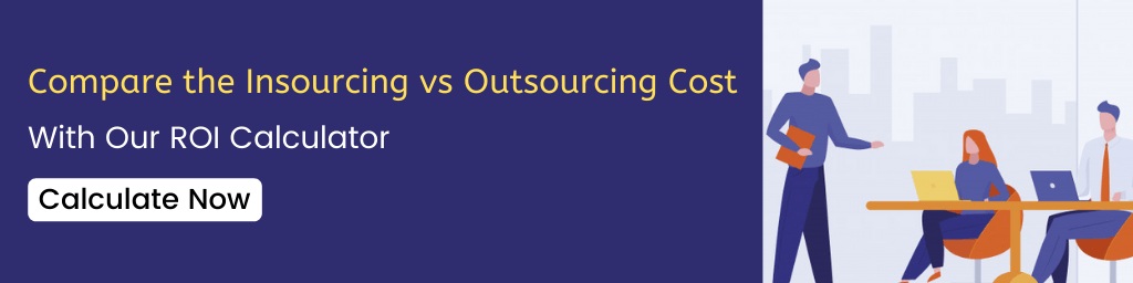 Insourcing vs Outsourcing Cost
