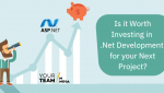 Is it Worth Investing in .Net Development for your Next Project?