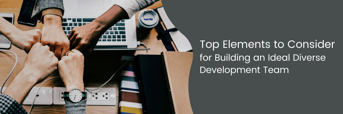 Top Elements to Consider for Building an Ideal Diverse Development Team
