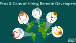 pros and cons of hiring offshore developers - Your Team in India