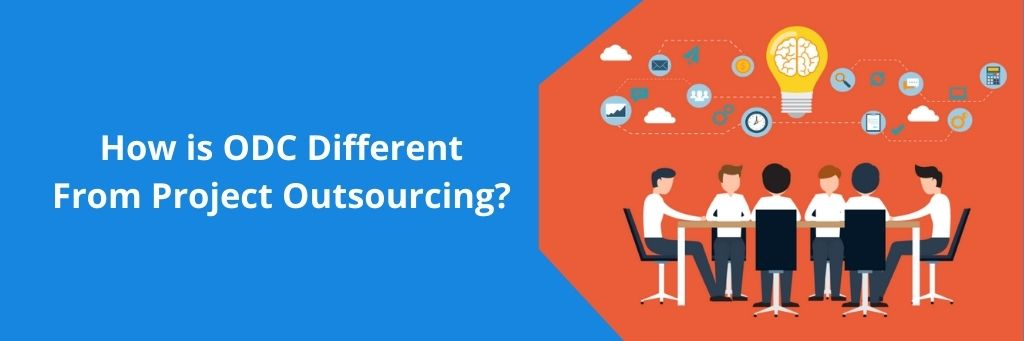 odc outsourcing difference